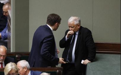 Co Jarosław Kaczyński zaoferował Ziobrze?