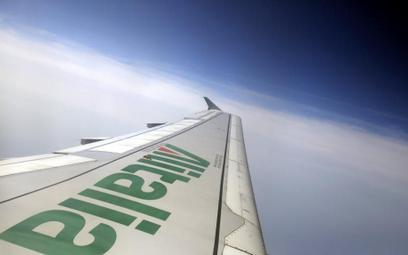 Nowa Alitalia z małą flotą