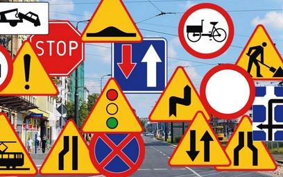 Pojawi się pięć nowych znaków drogowych