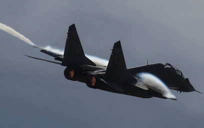 Myśliwiec MiG-29 rozbił się w Rosji. Pilot zginął