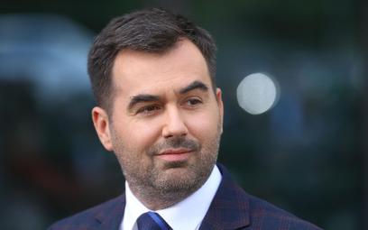 Błażej Spychalski, rzecznik prezydenta Andrzeja Dudy