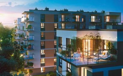 Miasteczko Jutrzenki w warszawskich Włochach. Aurec Home planuje wybudować 890 mieszkań. W pierwszym