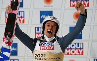 Ile zarobił Piotr Żyła na mistrzostwie świata