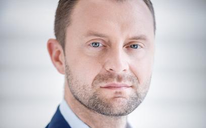 Robert Piaskowski. Fot./materiały prasowe
