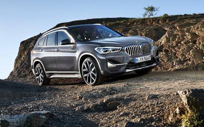 Zmodernizowane BMW X1: Hybryda plug-in i dwa nowe diesle