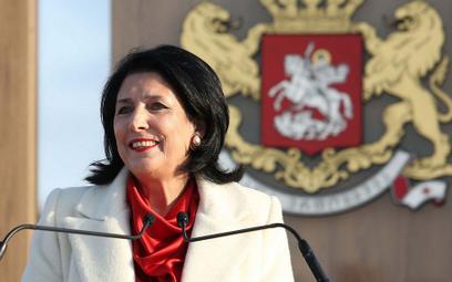 Gruzja ma nowego prezydenta - po raz pierwszy kobietę