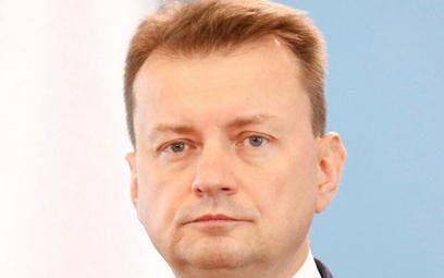 Mariusz Błaszczak:Bezpieczeństwo bez alternatywy