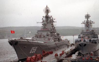 Krążowniki atomowe typu Kirow
