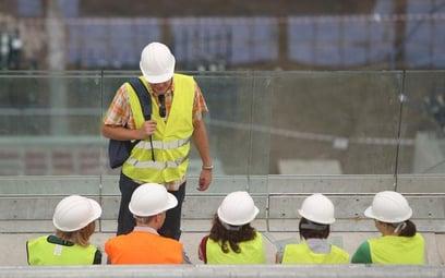 Za brak szkoleń BHP grozi nawet dyscyplinarne zwolnienie z pracy