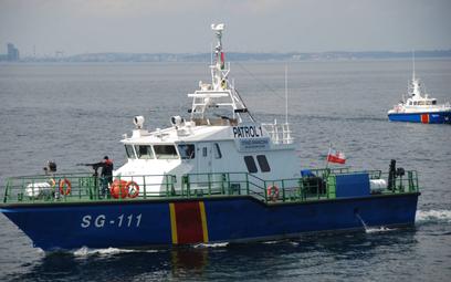 Patrolowiec SG-111 powstały w stoczni Baltic Workboats AS, która uczestniczy także w obecnym postępo