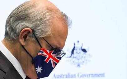 Premier Australii przegrywa z epidemią? Rekordowo niskie poparcie