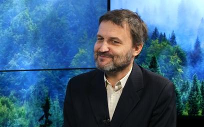 Krzysztof Cibor – Leśne gospodarstwa węglowe to sztuczka PR-owa