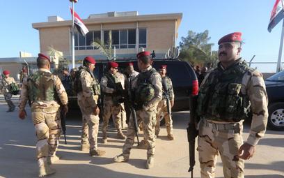 Polska ambasador ewakuowana z Iraku