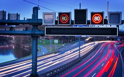 Niemcy chcą wolniej jeździć po autostradach