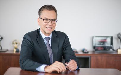 Wojciech Mieczkowski szefem Grupy PSA w Polsce
