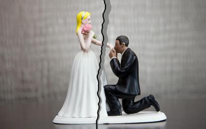Majątek wspólny małżonków idzie do podziału