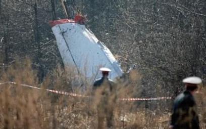 Przyczyną katastrofy smoleńskiej mogła być awaria samolotu