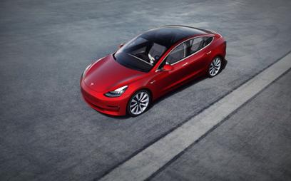 Ceny Tesli Model 3 w Europie