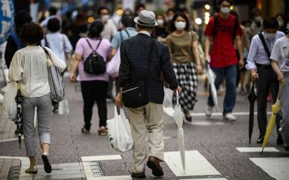 Tokio: Ponad 100 zakażeń w ciągu doby - najwięcej od 2 maja