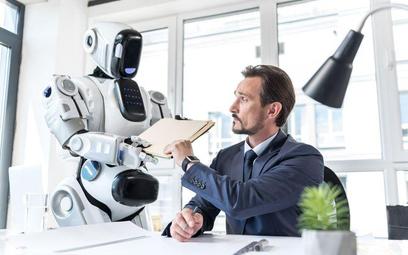 Czy roboty zastąpią księgowych?