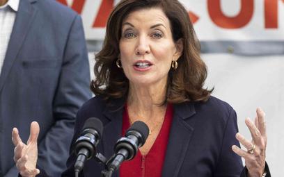 Kathy Hochul, gubernator Nowego Jorku