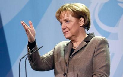 Angela Merkel nadal jest sceptyczna wobec pomysłów oznaczających tworzenie Europy dwóch prędkości