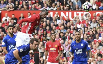 Paul Pogba strzelił pierwszego gola dla Manchesteru United