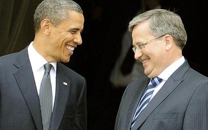 Echa wizyty Baracka Obamy w Polsce