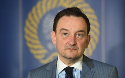 Wojciech Tumidalski: Ludzie ministra jako zakładnicy