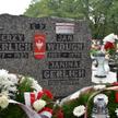 Jeden z oznaczonych grobów powstańców śląskich
