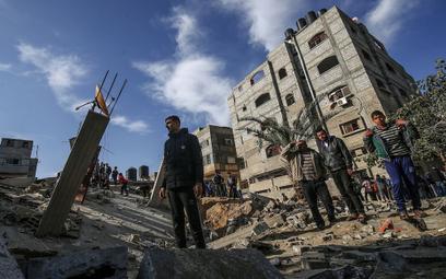Strefa Gazy: Brak pieniędzy. Palestyńczykom grożą amputacje
