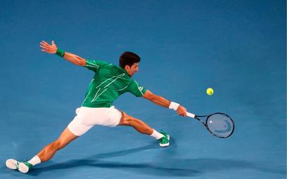 Novak Djoković jeszcze nigdy nie przegrał w finale w Melbourne Park, a grał tam już osiem razy