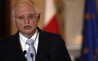 komisarz Günter Verheugen