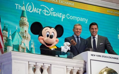 W listopadzie 2017 roku The Walt Disney Company weszła na giełdę, teraz zaś odpaliła wielki telewizy