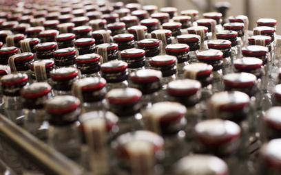 Pszeniczna wódka dołącza do Wyborowej