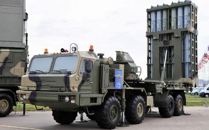 """Pierwsze S-350 """"Witiaź"""" otrzymają jednostki w azjatyckiej części kraju. Zdjęcie z Wikipedii, autor V"""