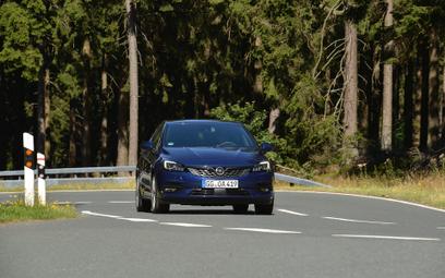 Nowy Opel Astra: Gra w trzy cylindry
