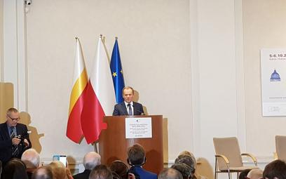 Tusk apeluje o jedność na 100-lecie niepodległości