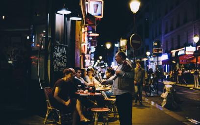 Kawiarnia w Paryżu