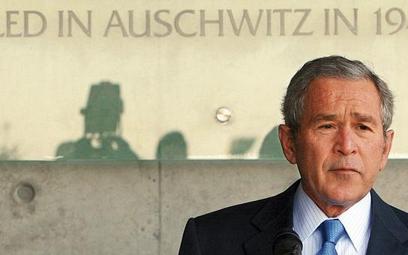 Bush: Trzeba było zaatakować Auschwitz