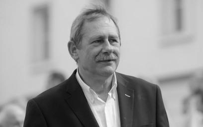 Zmarł Andrzej Strzelecki