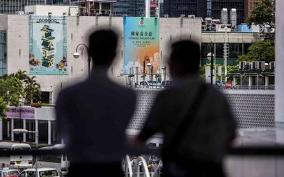 Chiny przyjęły prawo o bezpieczeństwie narodowym dla Hongkongu