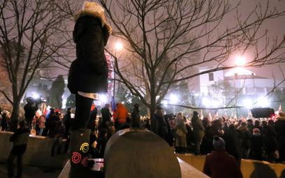 NRA: publikowanie przez policję wizerunku demonstrantów jest niekonstytucyjne