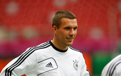 Lukas Podolski może zagrać w Górniku Zabrze