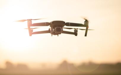 Drony lecą do gmin. Rusza nowy program dla samorządów