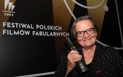 Agnieszka Holland: Nie zgadzam się