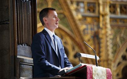 Jeremy Hunt nowym szefem brytyjskiej dyplomacji