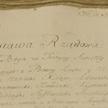 Pierwsza strona Ustawy zasadniczej z 1791 r.