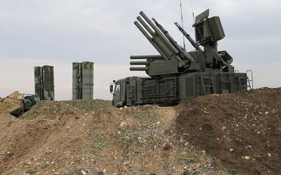 S-400 na stanowisku bojowym. Fot./mil.ru.