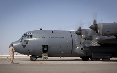 Samoloty transportowe C-130H wkrótce zostaną zastąpione w lotnictwie Nowej Zelandii przez swych młod